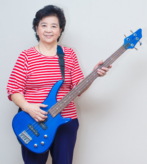 Bass Lessons for Seniors | KnoxvilleBassLessons.com