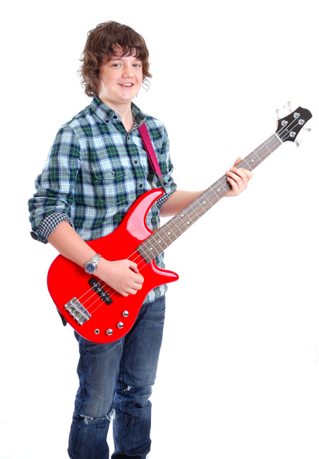 Bass Lessons for Teens | KnoxvilleBassLessons.com